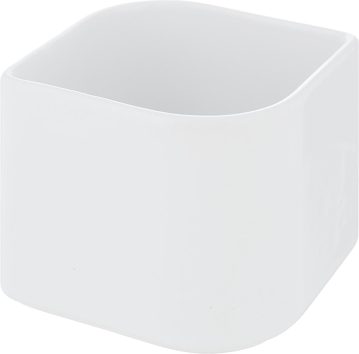 Горшок цветочный Tescoma Sense, цвет: белый, 11 х 13 х 9 см1345276Цветочный горшок Tescoma Sense изготовлен из первоклассной керамики. Горшок подходит для выращивания цветов, растений и трав. Цветочный горшок можно мыть в посудомоечной машине.Размер горшка (по верхнему краю): 11 х 13,5 см.Высота горшка: 9 см.
