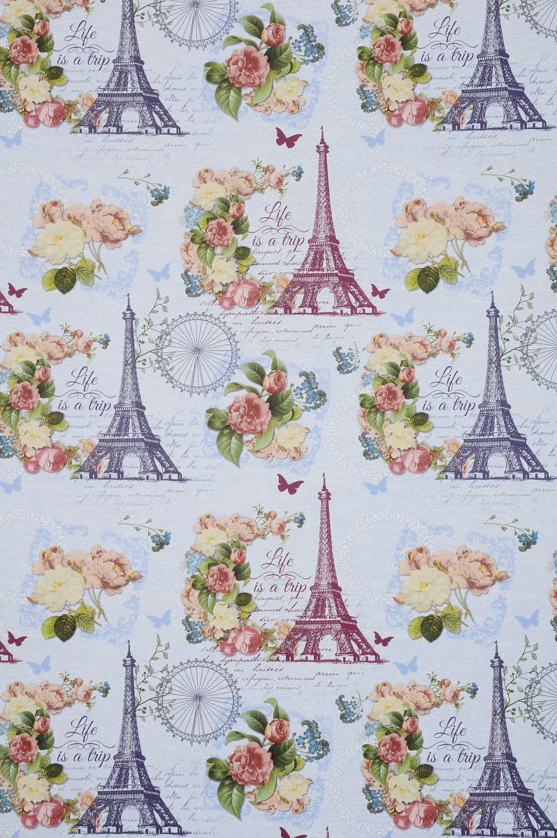 Бумага упаковочная Феникс-Презент Апрельский Париж, 100 х 70 смRSP-202SУпаковочная бумага Феникс-Презент Апрельский Париж оформлена полноцветным декоративным рисунком. Подарок, преподнесенный в оригинальной упаковке, всегда будет самым эффектным и запоминающимся. Бумага с одной стороны мелованная.Окружите близких людей вниманием и заботой, вручив презент в нарядном, праздничном оформлении.Размер: 100 х 70 см.Плотность бумаги: 80 г/м2.