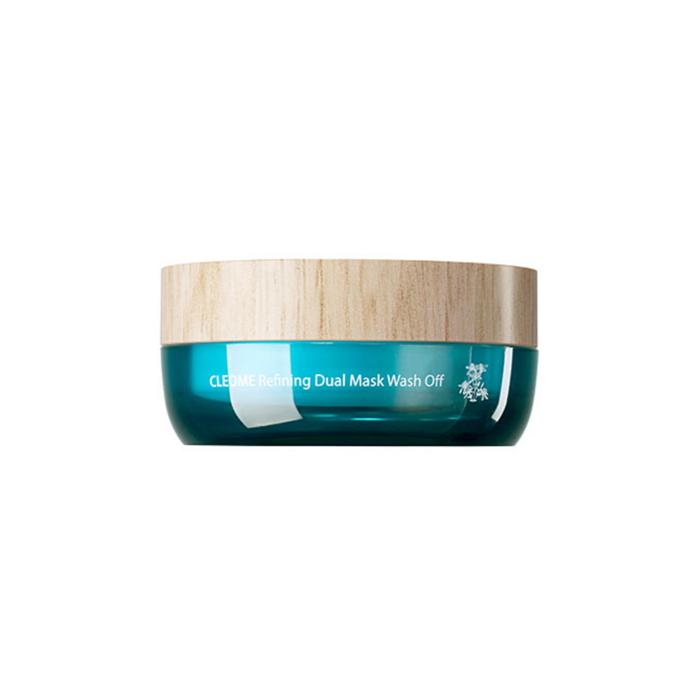 The Saem Маска для лица с экстрактом клеомы двухкомпанентная Cleome Refining Dual Mask Wash Off, 50 мл35853Африканский цветок клеома оказывает смягчающее и успокаивающее действие на кожу. Голубая глина нейтрализует и выводит токсины, убивает бактерии, улучшает структуру кожи.