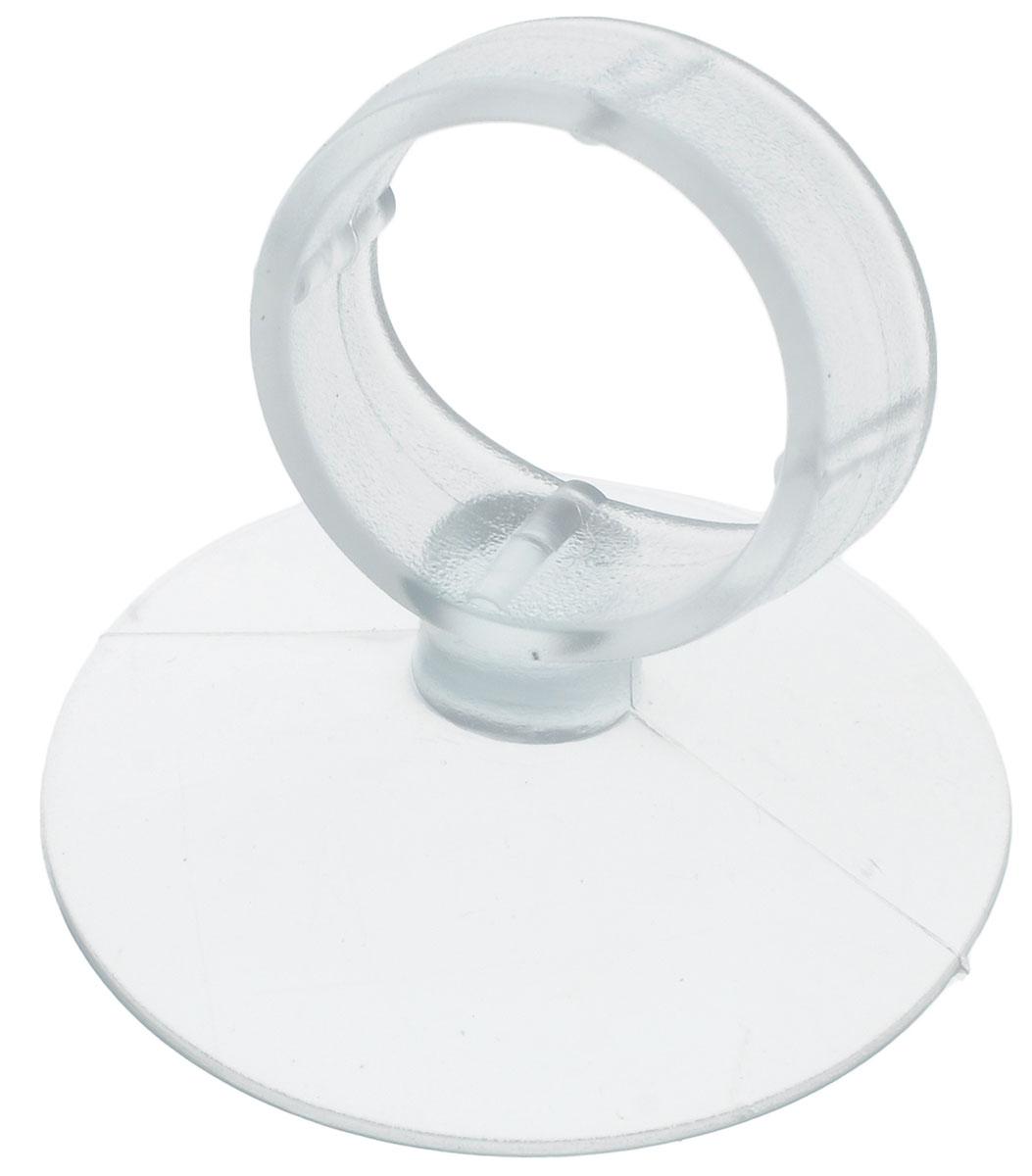 Присоска силиконовая Barbus, диаметр держателя 2,2 см0120710Присоска Barbus выполнена из высококачественного силикона. Предназначена присоска для установки фильтров, помп, нагревателей и других аквариумных аксессуаров. Диаметр присоски: 4 см.Диаметр держателя: 2,2 см.