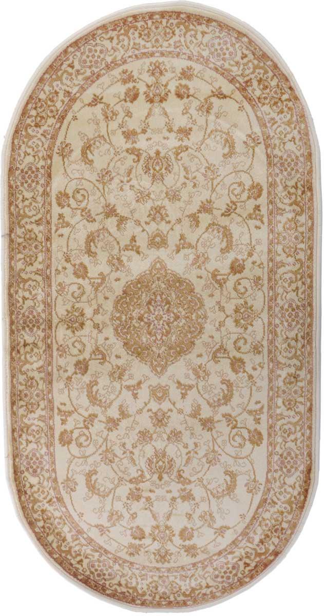 Ковер ART Carpets Арт Сапфир, 80 х 150 см. 203420130212183705FS-91909Ковер ART Carpets, изготовленный из высококачественного материала, прекрасно подойдет для любого интерьера. За счет прочного ворса ковер легко чистить. При надлежащем уходе синтетический ковер прослужит долго, не утратив ни яркости узора, ни блеска ворса, ни упругости. Самый простой способ избавить изделие от грязи - пропылесосить его с обеих сторон (лицевой и изнаночной). Влажная уборка с применением шампуней и моющих средств не противопоказана. Хранить рекомендуется в свернутом рулоном виде.