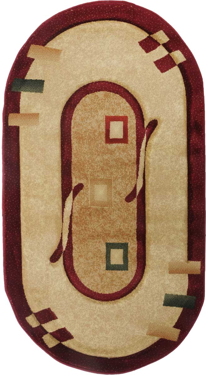 Ковер Mutas Carpet Карвинг, 80 х 150 см. 203420130212175893531-103Ковер Mutas Carpet, изготовленный из высококачественного материала, прекрасно подойдет для любого интерьера. За счет прочного ворса ковер легко чистить. При надлежащем уходе синтетический ковер прослужит долго, не утратив ни яркости узора, ни блеска ворса, ни упругости. Самый простой способ избавить изделие от грязи - пропылесосить его с обеих сторон (лицевой и изнаночной). Влажная уборка с применением шампуней и моющих средств не противопоказана. Хранить рекомендуется в свернутом рулоном виде.