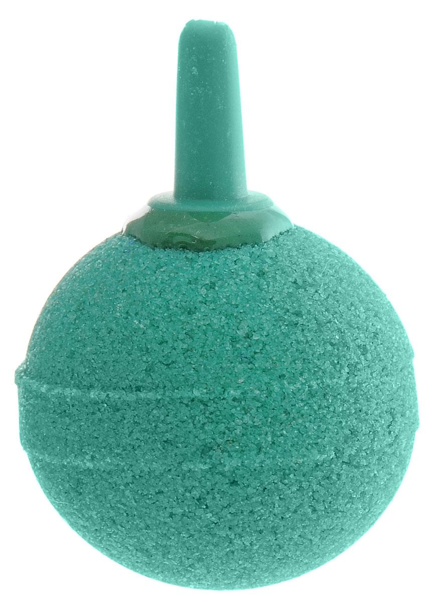 Распылитель воздуха для аквариума Barbus Кварцевый шар, диаметр 2 см101246Распылитель Barbus Кварцевый шар предназначен для обогащения кислородом и улучшения циркуляции аквариумной воды, а также для получения особо мелких пузырьков. Изготовлен из смеси мелкого кварцевого песка и имеет шаровидную форму. Держится на грунте за счет собственного веса. Подходит для пресной и морской воды. Материалы: кварцевый песок, пластик. Диаметр распылителя: 2 см.