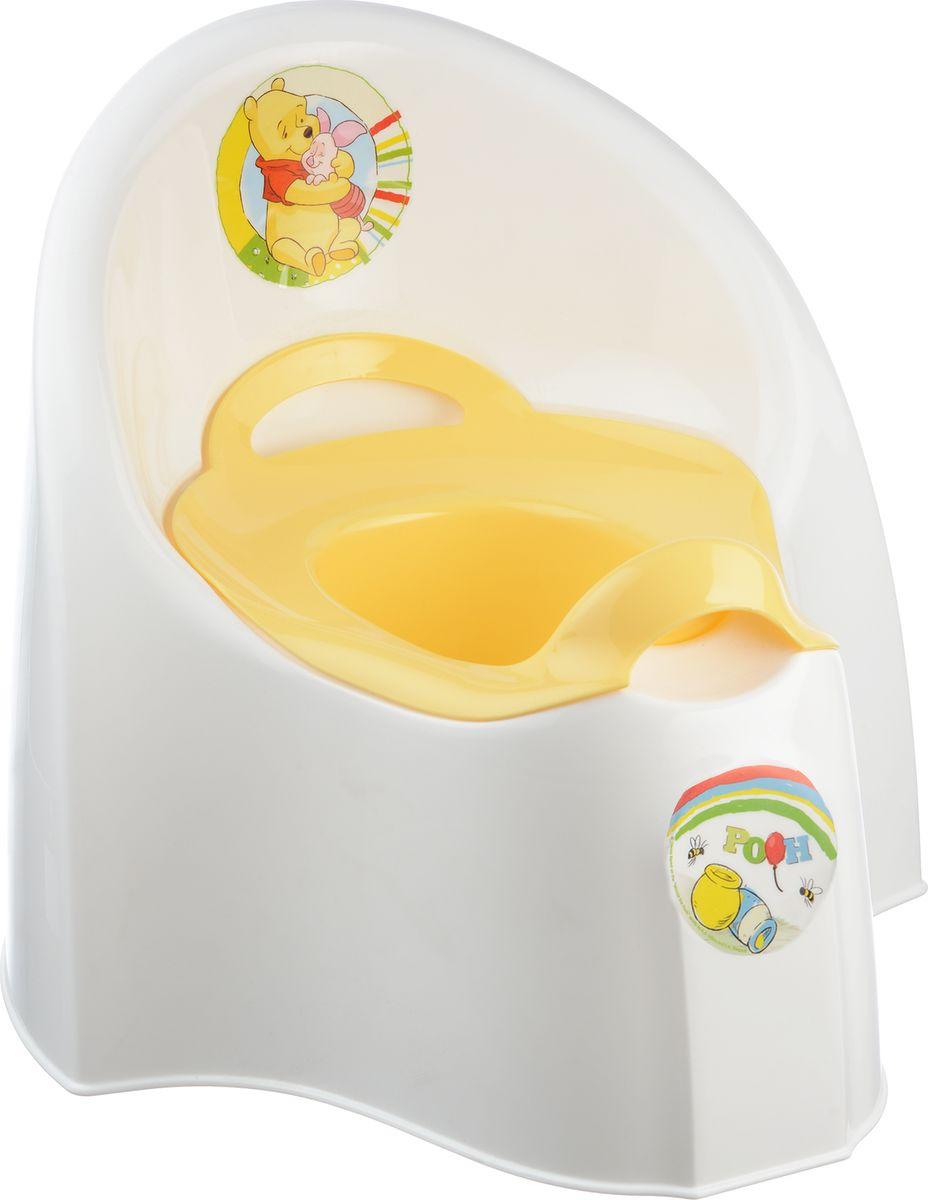 Disney Горшок детский Pooh цвет белый