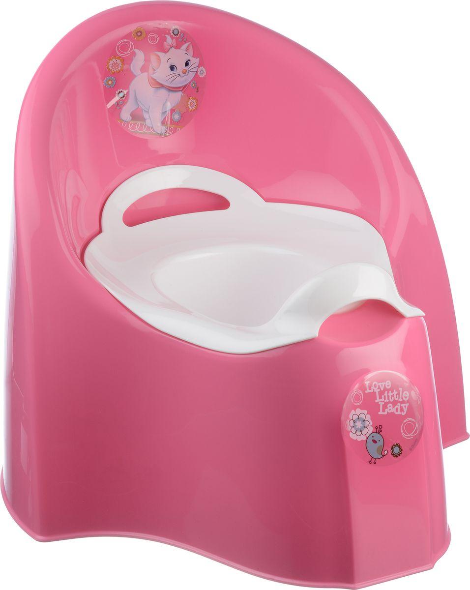 Disney Горшок детский большой цвет розовый -  Горшки и адаптеры для унитаза