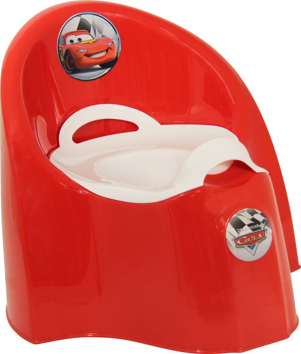 Disney Горшок детский большой цвет красный -  Горшки и адаптеры для унитаза