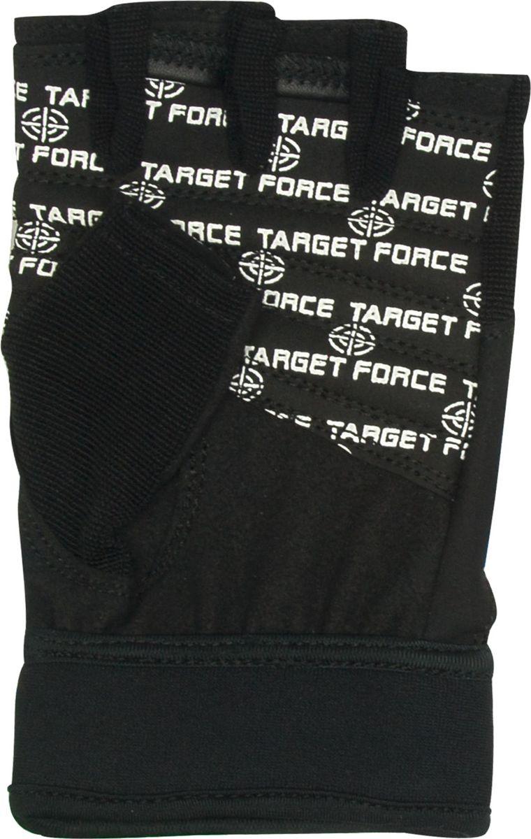 Перчатки для фитнеса Starfit  SU-118 , цвет: черный. Размер S - Одежда, экипировка