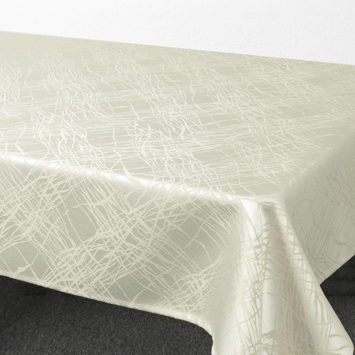 Скатерть Schaefer, прямоугольная, цвет: серый, 130 х 170 см. 07812-4291501000796Стильная скатерть Schaefer выполнена из полиэстера.Изделия из полиэстера легко стирать: они не мнутся, не садятся и быстро сохнут, они более долговечны, чем изделия из натуральных волокон.Немецкая компания Schaefer создана в 1921 году. На протяжении всего времени существования она создает уникальные коллекции домашнего текстиля для гостиных, спален, кухонь и ванных комнат. Дизайнерские идеи немецких художников компании Schaefer воплощаются в текстильных изделиях, которые сделают ваш дом красивее и уютнее и не останутся незамеченными вашими гостями. Дарите себе и близким красоту каждый день!
