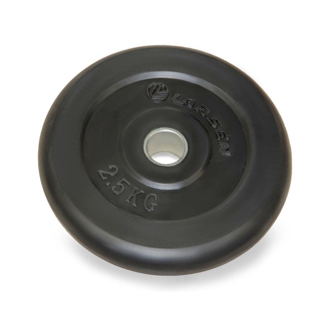 Диск обрезиненный Larsen NT121, посадочный диаметр 25,6 мм, 2,5 кг232232Диск обрезиненный Larsen NT121 - в ритме современной жизни мужчинам порой не хватает времени для посещения тренажерных залов, чтобы накачать мускулы и поправить собственное здоровье. В этом случае представителям сильной половины человечества придут на помощь упражнения с гантелями, которые можно выполнять в домашних условиях. Мы представляем вам коллекцию грифов и дисков от компании Larsen. Внутренний диаметр диска: 25,6 мм, внешний диаметр диска: 18,5 см , толщина диска: 2,35 см.