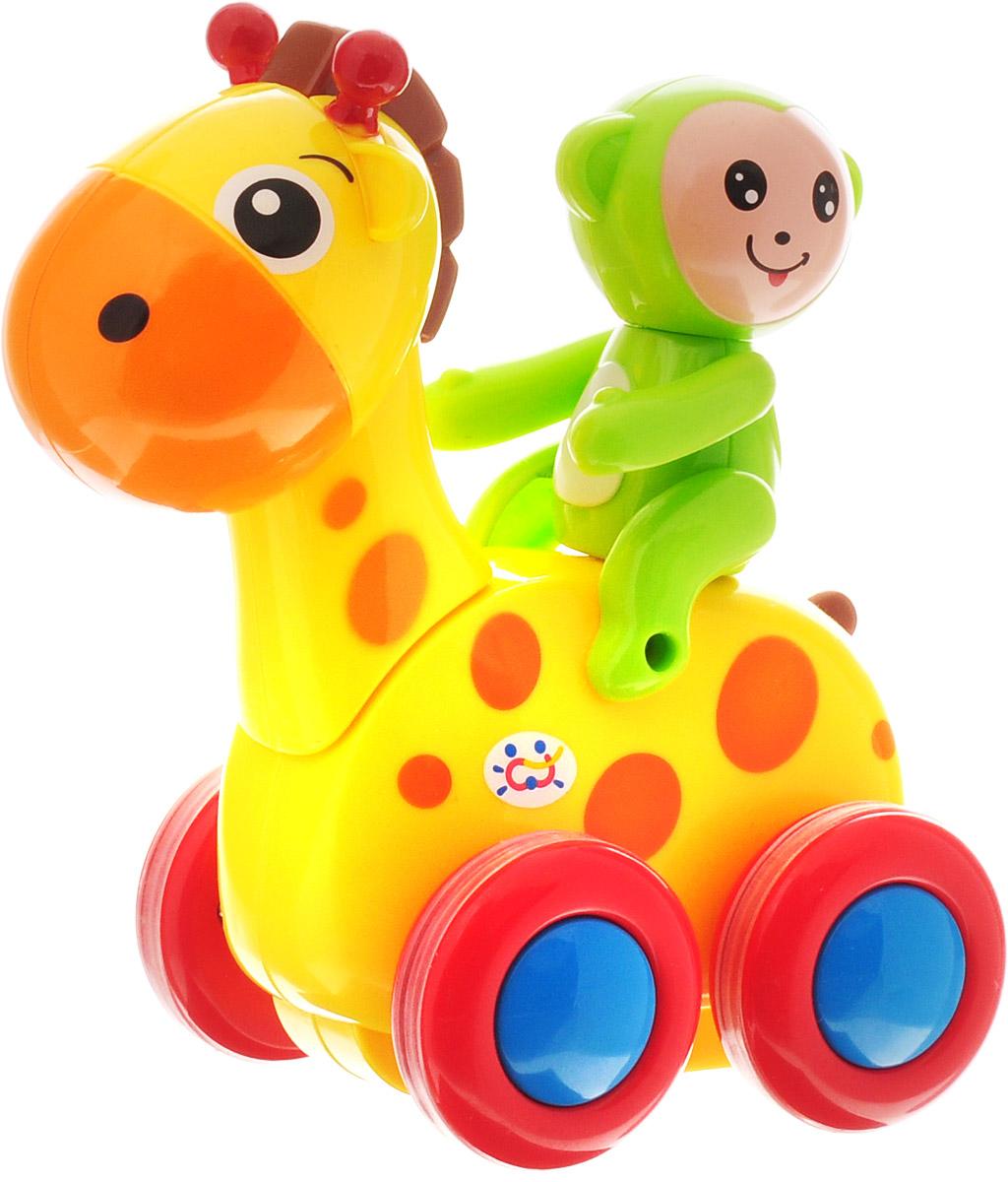 Huile Toys Машинка инерционная Smart Deer - Транспорт, машинки