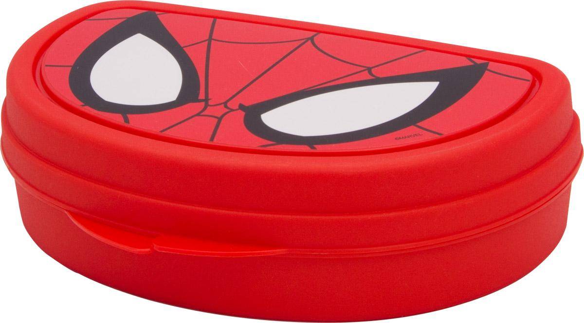 Idea Бутербродница детская Человек-паук цвет красный