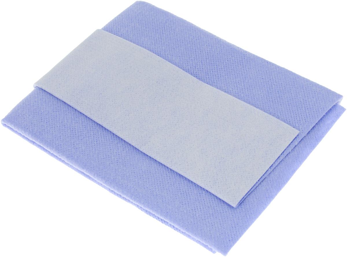 Салфетка для мытья и полировки автомобиля Главдор Комби, цвет: сиреневый, 40 х 50 см55209Салфетка Главдор Комби выполнена из высококачественного материала и предназначена для мытья автомобиля и других транспортных средств. Отлично моет, легко отжимается, применяется многократно. Хорошо впитывает жидкость, удерживает грязь. Не повреждает лакокрасочное покрытие. Обладает длительной прочностью. Мягкая и удобная в применении. Размер салфетки: 40 х 50 см.Материал: иглопробивное полотно.
