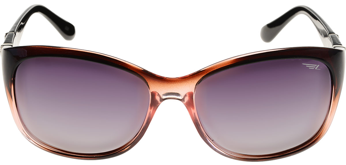 Очки женские поляризационные Legna, цвет: черный. S8505CХ-805-3col.5Стильные солнцезащитные очки Legna сделают приятной прогулку в жаркий солнечный полдень. Их также по достоинству оценят водители, так как эта модель очков оснащена уникальными поляризационными линзами, которые задерживают раздражающие блики, что гарантирует полный зрительный комфорт и, как результат, повышенную безопасность. Высокоэффективный встроенный УФ фильтр обеспечивает совершенную защиту от вредных ультрафиолетовых лучейКроме того, это эффектный аксессуар, который наверняка станет «изюминкой» вашего индивидуального стиля.