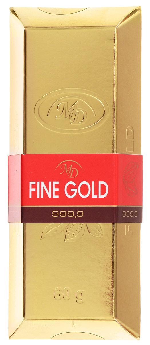 Монетный двор Слитки Золотой стандарт, 6 шт по 10 г0120710Внушительный золотой слиток, наполненный 10 граммовыми шоколадными плитками, будет великолепным сувениром для ваших друзей и родных.