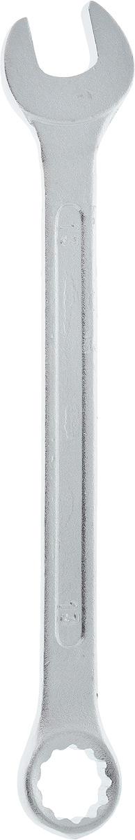 Ключ гаечный комбинированный Helfer, 13 мм98295719Комбинированный ключ Helfer предназначен для работы с резьбовыми соединениями. Разрезные головки ключей обеспечивают надежный обхват детали и большой крутящий момент. Размеры зева (отверстия) отвечают всем стандартам. Ключ выполнен из углеродистой стали, которая отличается повышенной прочностью.Такой инструмент станет отличным помощником монтажнику или владельцу авто. Длина ключа: 17 см.Диаметр головки: 13 мм.