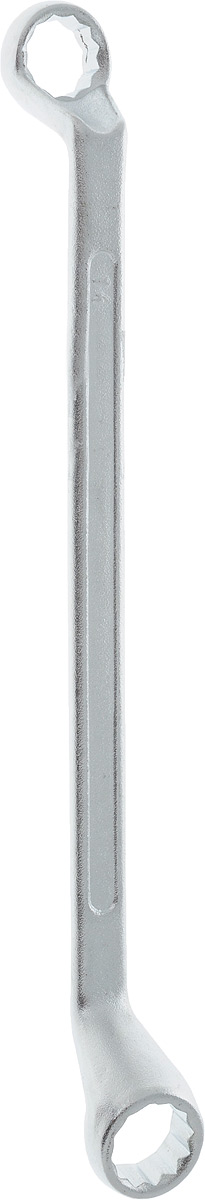 Ключ гаечный накидной Helfer, 14 х 15 мм21395599Накидной гаечный ключ Helfer станет отличным помощником монтажнику или владельцу авто. Этот инструмент обеспечит надежную фиксацию на гранях крепежа. Благодаря изогнутым головкам вы обеспечите себе удобный доступ к элементам крепежа и безопасность. Длина ключа: 23 см.