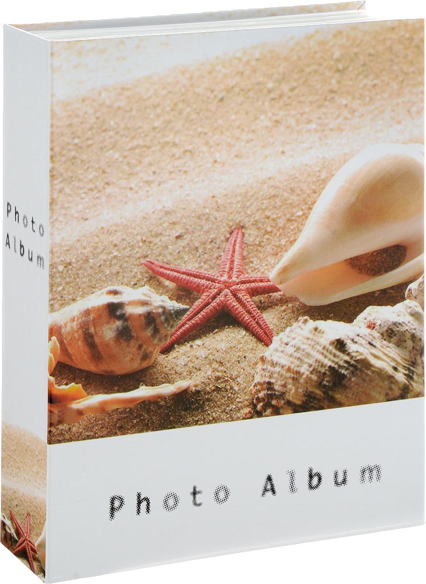 Фотоальбом Platinum Пляж, 200 фотографий, 10 х 15 см фотоальбом феникс презент воздушные шары 200 фотографий 10 х 15 см