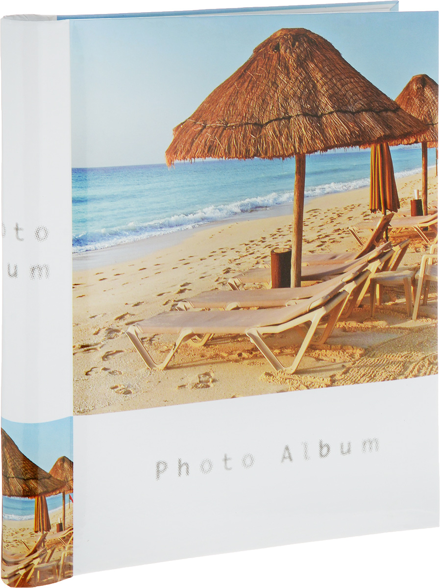 Фотоальбом Platinum Пляж, 20 листовБрелок для ключейФотоальбом Platinum Пляж, изготовленный из ламинированного картона с клеевым покрытием и пленки, поможет сохранить вам самые важные и счастливые события вашей жизни. Этот альбом станет драгоценной памятью для всей вашей семьи. Обложка выполнена из толстого картона и оформлена оригинальным изображением. Внутри содержится 20 магнитных листов, которые крепятся с помощью спирали. Нам всегда так приятно вспоминать о самых счастливых моментах жизни, запечатленных на фотографиях. Размер листа: 21 х 28 см.