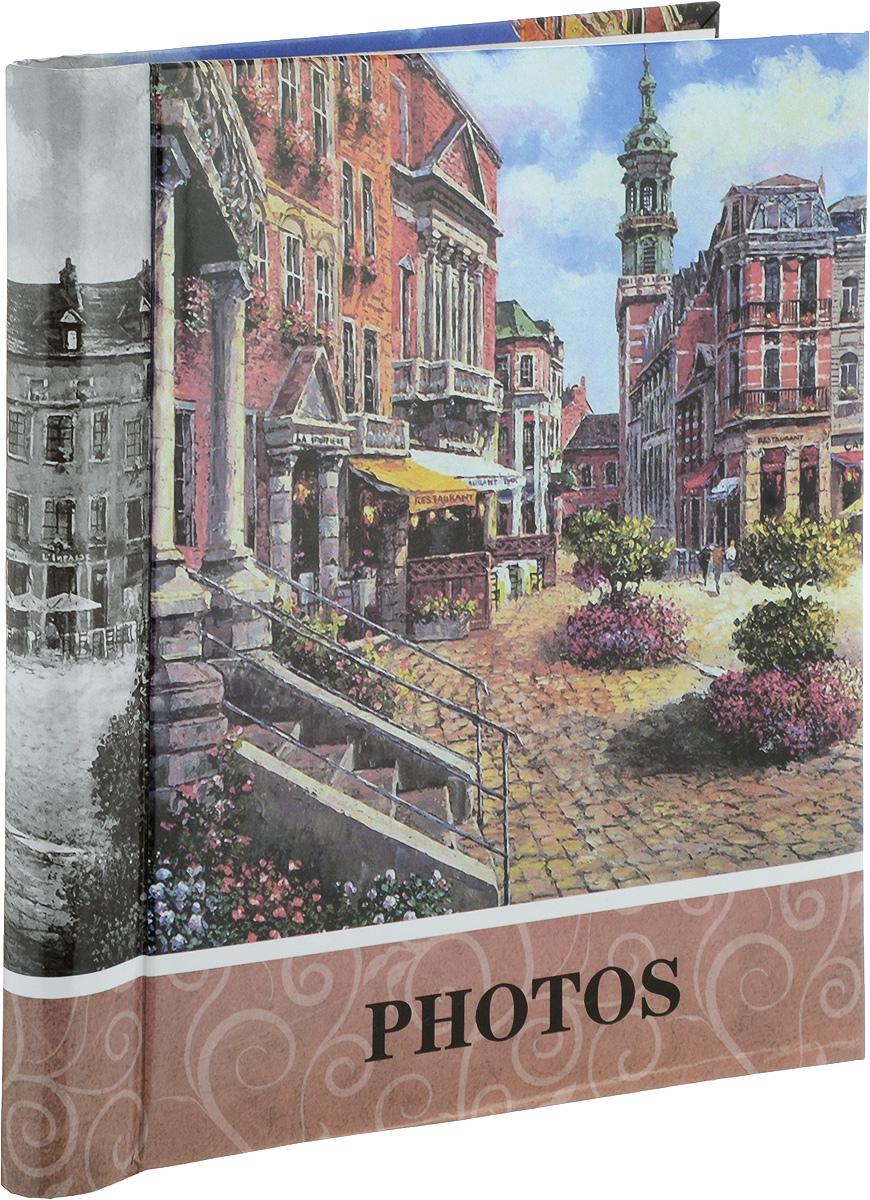 Фотоальбом Platinum Старый город, 20 листов старый оскол
