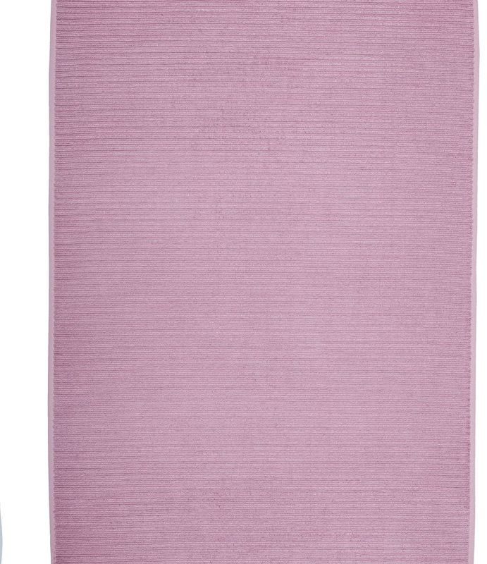 Полотенце махровое TAC Maison Bambu, цвет: сиреневый, 50 x 70 см391602Полотенца ТАС приятно удивляют и дают возможность почувствовать себя творцом окружающего декора. Махровая ткань – официальное название фроте, народное – махра. Фроте – это натуральная ткань, поверхность которой состоит из ворса (петель основных нитей). Ворс может быть как одинарным (односторонним), так и двойным (двусторонним).Размер полотенца: 50 x 70 см.