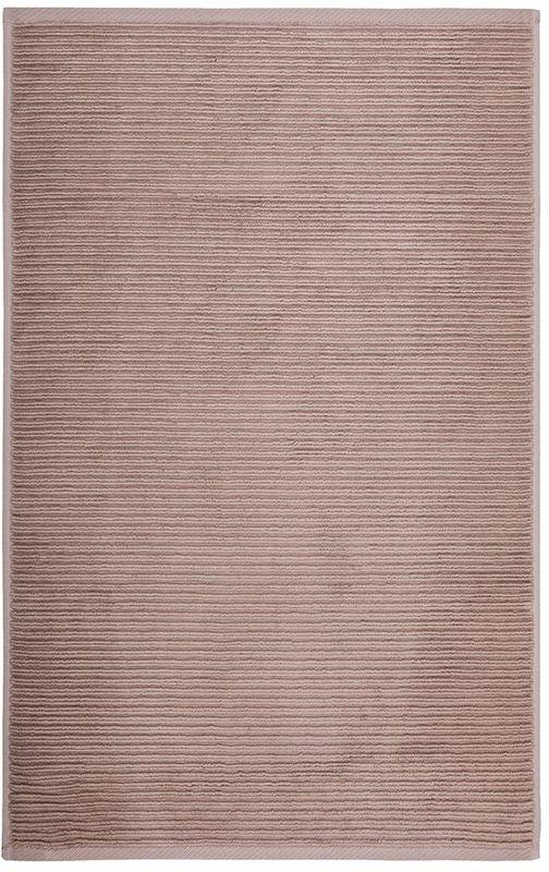 Полотенце махровое TAC Maison Bambu, цвет: коричневый, 50 x 70 см391602Полотенца ТАС приятно удивляют и дают возможность почувствовать себя творцом окружающего декора. Махровая ткань – официальное название фроте, народное – махра. Фроте – это натуральная ткань, поверхность которой состоит из ворса (петель основных нитей). Ворс может быть как одинарным (односторонним), так и двойным (двусторонним).Размер полотенца: 50 x 70 см.