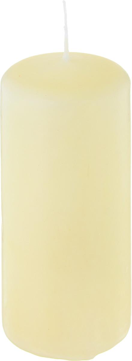 Свеча ароматическая Омский cвечной завод Персик, 5 х 5 х 11,5 смRG-D31SАроматическая свеча Омский cвечной завод Персик, выполненная из парафина и хлопка, создаст в доме атмосферу тепла и уюта. Свеча приятно смотрится в интерьере, она безопасна и удобна в использовании. Свеча создаст приятное мерцание, а сладкий манящий аромат окутает вас и подарит приятные ощущения.Примерное время горения: 20 часов.