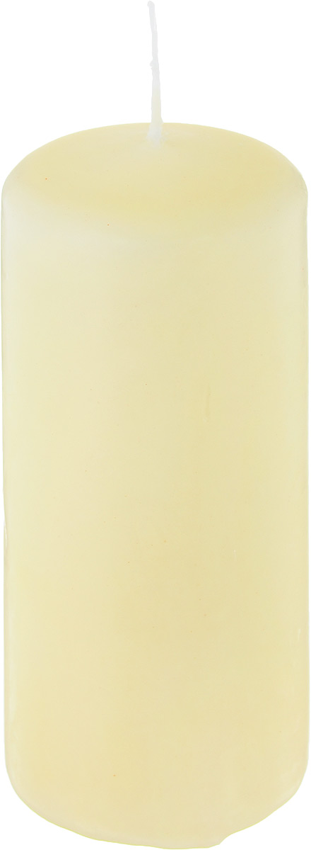 Свеча ароматическая Омский cвечной завод Ваниль, 5 х 5 х 11,5 см4620020950114Ароматическая свеча Омский cвечной завод Ваниль, выполненная из парафина и хлопка, создаст в доме атмосферу тепла и уюта. Свеча приятно смотрится в интерьере, она безопасна и удобна в использовании. Свеча создаст приятное мерцание, а сладкий манящий аромат окутает вас и подарит приятные ощущения.Примерное время горения: 20 часов.