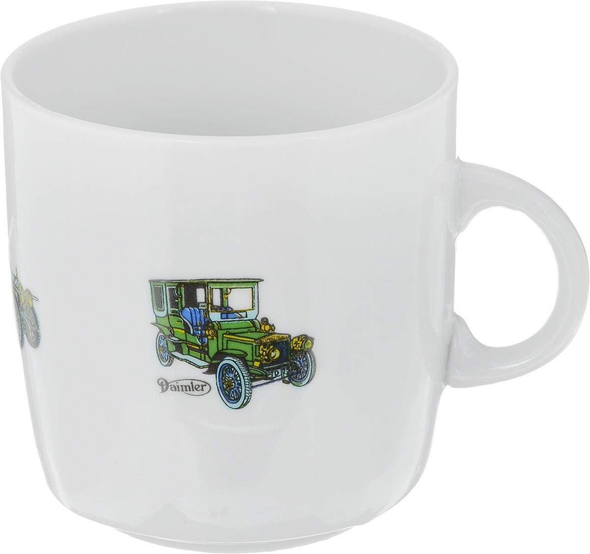 Кружка Фарфор Вербилок Маленькие машинки, цвет: белый, зеленый, синий, 210 мл8712720_белый, зеленый, синийКружка Фарфор Вербилок Маленькие машинки способна скрасить любое чаепитие. Изделие выполнено из высококачественного фарфора. Посуда из такого материала позволяет сохранить истинный вкус напитка, а также помогает ему дольше оставаться теплым.Диаметр кружки (по верхнему краю): 7 см.Высота кружки: 7,5 см.