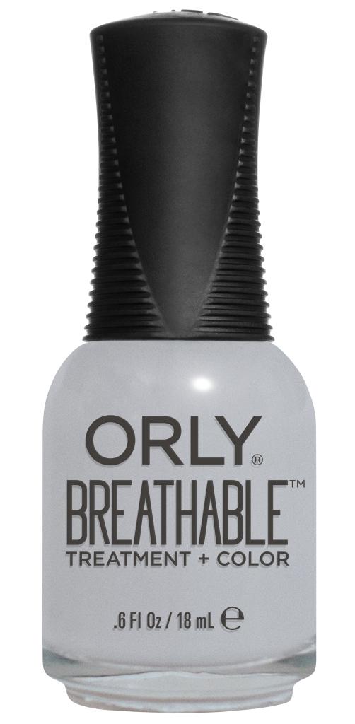 Orly Профессиональный дышащий уход (цвет) за ногтями 906 POWER PACKED 18 млB2864000Бренд ORLY разработал первый профессиональный цветной дышащий уход за ногтями BREATHABLE. Инновационная дышащая технология BREATHABLE создаёт на ногте проницаемую пленку, позволяющую кислороду, влаге и активным ингредиентам препарата достигать поверхности ногтя. BREATHABLE от ORLY — уход и цвет в одном флаконе!Преимущества BREATHABLE от ORLY: 1. Способствует росту и укреплению ногтей благодаря дышащей технологии и формуле с аргановым маслом, витамином С и провитамином В5. 2. Формула «Все в одном» позволяет наносить BREATHABLE без использования базового и верхнего покрытий. 3. Запатентованная плоская кисть для удобного нанесения. · 4. Стойкость.Палитра BREATHABLE от ORLY — это роскошные оттенки и прозрачный блеск-уход для ультраглянца.Стильный маникюр и профессиональный уход – это новинка BREATHABLE от ORLY!