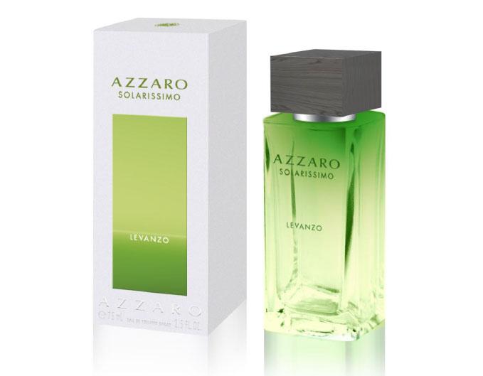 Azzaro Solarissimo Levanzo Men туалетная вода 75 мл5010777139655Ароматические, фужерные. Лимон, маракуйя, базилик, лаванда, кедр, пачули