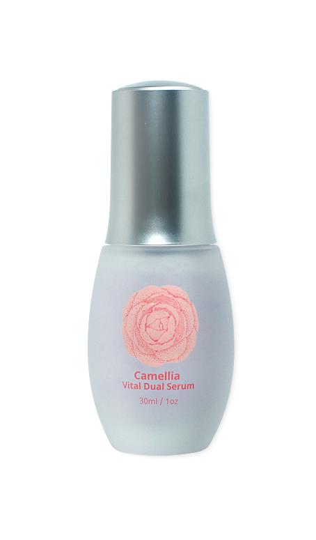 TOV, Двойная оживляющая сыворотка, Camellia 30 млFS-00897В состав всех средств серии Camelia входит экстракт цветов камелии. Он содержит полифенолы и флавоноиды, а также богат витаминами А, Е, С, В. Экстракт цветов камелии является сильным антиоксидантом, замедляет процесс старения клеток и эффективно борется с первыми возрастными изменениями. Кроме того он обладает выраженным увлажняющим и успокаивающим действием.Оживляющая сыворотка тонизирует, увлажняет и придает эластичность коже. Технология капсулирования компонентов позволяет сохранить все полезные свойства, защитить их от разрушения и повысить эффективность средства. При нанесении на кожу капсулы лопаются и насыщают кожу живительной влагой, придавая здоровое сияние.