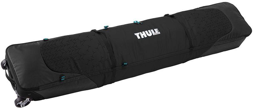 Чехол для горных лыж Thule  RoundTrip Double Ski Roller  , цвет: черный, для двух пар - Горные лыжи