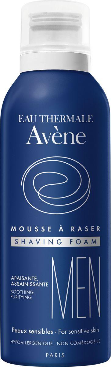 Avene Men Пена для бритья, 200 млC50976Эта обволакивающая и воздушная пена обеспечивает на 100% приятное и безопасное бритье. Преимущества:Очищение: Очищает кожу и сокращает риск возникновения бактерий при микропорезах.Увлажнение: Ее увлажняющее вещество (глицерин) смягчает кожу, делая ее более упругой.Успокаивающее действие: Успокаивающие и снимающие раздражение свойства термальной воды Avene придают коже настоящее ощущение комфорта.
