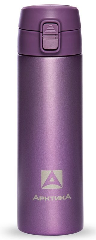 Термос-сититерм Арктика, вакуумный, цвет: фиолетовый, 0,5 л2427012001ТЕРМОС ПИТЬЕВОЙНазначение Для напитков Материал Пищевая нержавеющая сталь 18/8 Держит тепло/холод (ч) 8 Объем (мл) 500 мл