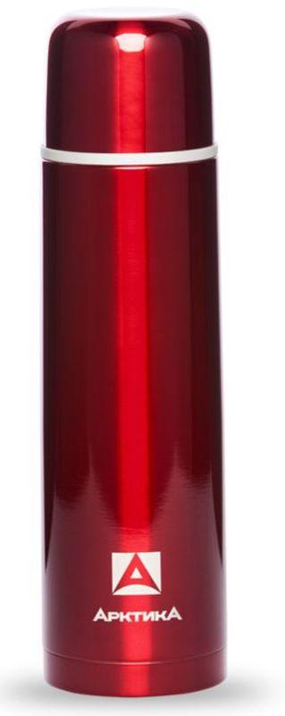 Термос Арктика, с узким горлом, цвет: красный, 1 лV08AMZFHIТермос Арктика с узким горлышком изготовлен из нержавеющей стали. Верх корпуса у термоса покрыт ярким, красным лаком, который не только эстетически привлекателен, но и выполняет практическую функцию – во время мороза цветной лак предохраняет руки от примерзания к металлу. Термос безопасен, очень прост и надежен, имеет защитную пробку с термоизолятором внутри и может удерживать температуру до двадцати шести часов. Привлекательный термос замечательно подойдет и для путешествий, так как его можно взять с собой в поездку куда бы вы не собрались, например, на природу, на охоту или на рыбалку, на тренировку, на дачу и, конечно же, на работу.Объем термоса: 1 л.Диаметр горлышка: 4,6 см.