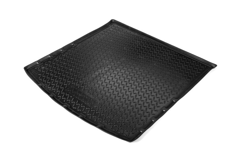 Коврик багажника Rival для Hyundai i40 (SD) 2011-2016, 2016-, полиуретан12303002Коврик багажника Rival позволяет надежно защитить и сохранить от грязи багажный отсек вашего автомобиля на протяжении всего срока эксплуатации, полностью повторяют геометрию багажника.- Высокий борт специальной конструкции препятствует попаданию разлитой жидкости и грязи на внутреннюю отделку.- Произведен из первичных материалов, в результате чего отсутствует неприятный запах в салоне автомобиля.- Рисунок обеспечивает противоскользящую поверхность, благодаря которой перевозимые предметы не перекатываются в багажном отделении, а остаются на своих местах.- Высокая эластичность, можно беспрепятственно эксплуатировать при температуре от -45°C до +45°C.- Коврик изготовлен из высококачественного и экологичного материала, не подверженного воздействию кислот, щелочей и нефтепродуктов. Уважаемые клиенты! Обращаем ваше внимание, что коврик имеет форму, соответствующую модели данного автомобиля. Фото служит для визуального восприятия товара.