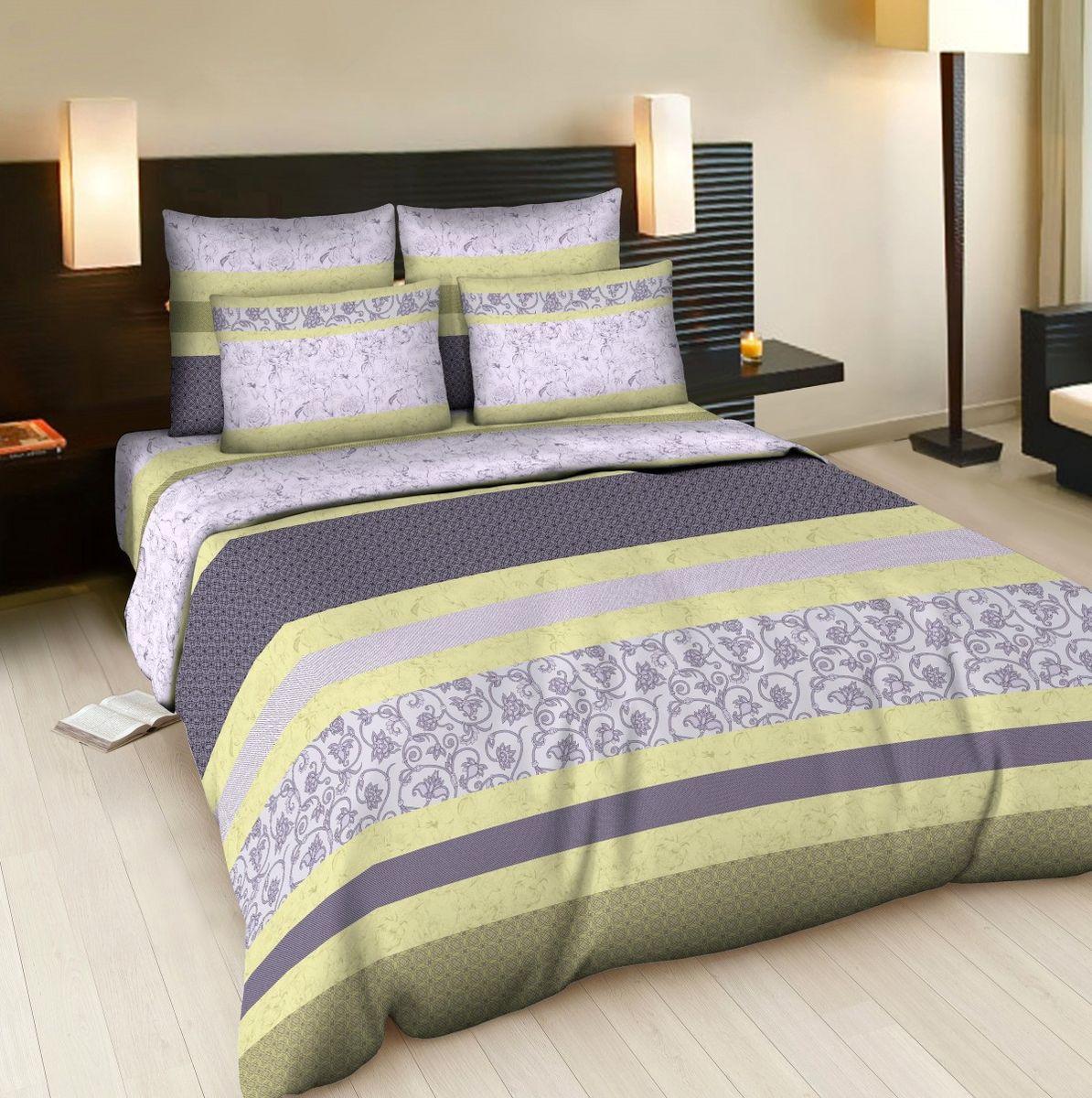 Комплект белья Amore Mio Suri, евро, наволочки 70x70, цвет: серый, желтый391602Постельное белье из бязи практично и долговечно, а самое главное - это 100% хлопок! Материал великолепно отводит влагу, отлично пропускает воздух, не капризен в уходе, легко стирается и гладится. Новая коллекция Naturel 3-D дизайнов позволит выбрать постельное белье на любой вкус!