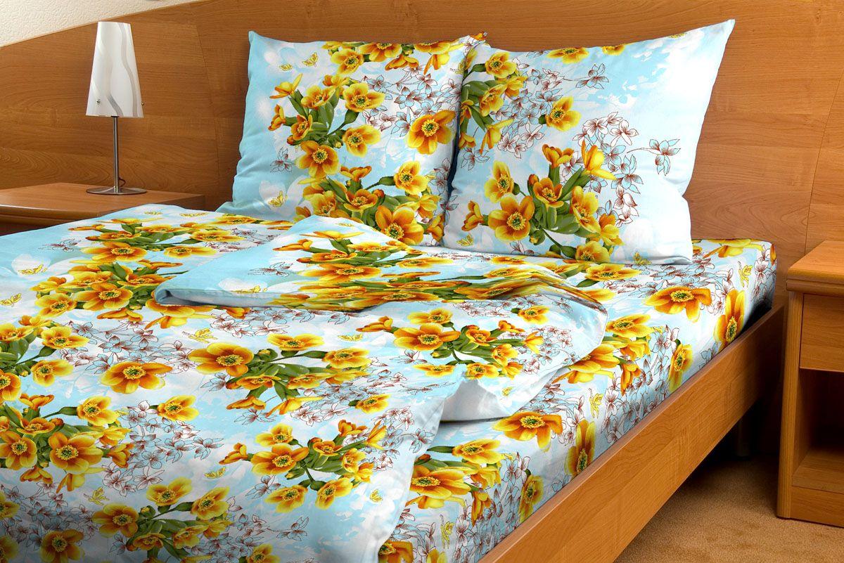 Комплект белья Amore Mio Vanilla, 1,5-спальный, наволочки 70x70, цвет: голубой, желтый, зеленыйPANTERA SPX-2RSКомплект постельного белья Amore Mio является экологически безопасным для всей семьи, так как выполнен из бязи (100% хлопок). Постельное белье оформлено оригинальным рисунком и имеет изысканный внешний вид.Легкая, плотная, мягкая ткань отлично стирается, гладится, быстро сохнет. Комплект состоит из пододеяльника, простыни и двух наволочек.