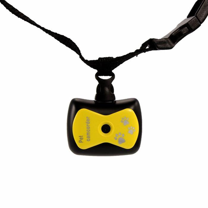Экшн камера для животных Monella, с функцией видеорегистратора. Цвет: желтыйIDR27CDКамера: 0.3 МпРазрешение видео: «HI» :VQA (640x480 пикс.), «LO»: QVGA(320x240 пикс.)Разрешение фото съемки: «HI» :1,3 Мп (1280x1024), «LO»: 0,3 Мп (640x480)Формат видео: AVIФормат звука: WAVКарта памяти (в комплект не входит): TF (объемом до 32 Гб)Дисплей: Монохромный ЖК-дисплейUSB: 2.0Питание: 3,7 В перезаряжаемый аккумуляторОшейник для надежного крепления камеры