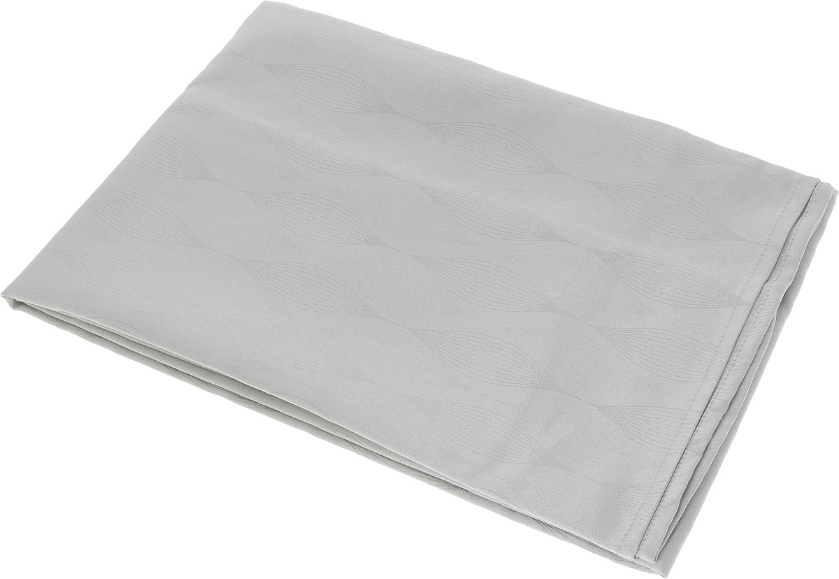 Скатерть Schaefer, квадратная, цвет: серебристый, 150 х 150 см. 07734-41607599-429Квадратная скатерть Schaefer, выполненная из полиэстера с оригинальным рисунком, станет изысканным украшением кухонного стола. За текстилем из полиэстера очень легко ухаживать: он не мнется, не садится и быстро сохнет, легко стирается, более долговечен, чем текстиль из натуральных волокон.Использование такой скатерти сделает застолье торжественным, поднимет настроение гостей и приятно удивит их вашим изысканным вкусом. Также вы можете использовать эту скатерть для повседневной трапезы, превратив каждый прием пищи в волшебный праздник и веселье. Это текстильное изделие станет изысканным украшением вашего дома!