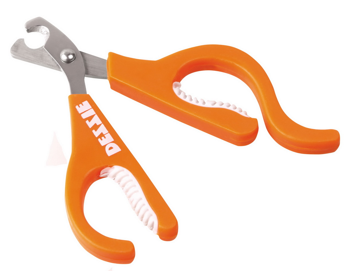 Когтерез-ножницы для грызунов Dezzie, длина 10,4 см5630630Когтерез-ножницы для грызунов Dezzie выполнен из пластика и металла и позволяет быстро и безболезненно срезать лишнюю длину когтей у грызунов.Длина когтереза: 10,4 см.