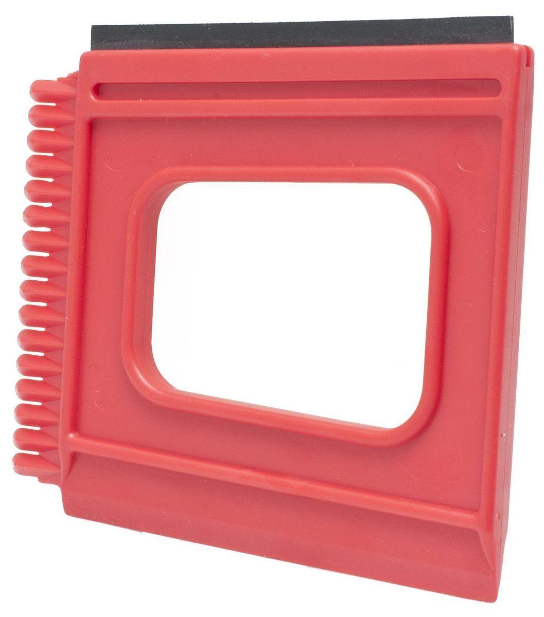 Скребок для льда Главдор GL-586, четырехстороннийEL-0105.01Компактный четырехсторонний скребок для удаления наледи с резиновым лезвием для сгона воды. Уважаемые клиенты! Обращаем ваше внимание на цветовой ассортимент товара. Поставка осуществляется в зависимости от наличия на складе.