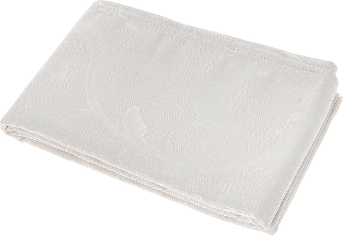 Скатерть Schaefer, прямоугольная, цвет: светло-бежевый, 160 x 220 см10503Прямоугольная скатерть Schaefer, выполненная из полиэстера, станет украшением кухонного стола. Изделие оформлено оригинальным принтом. За текстилем из полиэстера очень легко ухаживать: он не мнется, не садится и быстро сохнет, легко стирается, более долговечен, чем текстиль из натуральных волокон.Использование такой скатерти сделает застолье торжественным, поднимет настроение гостей и приятно удивит их вашим изысканным вкусом. Также вы можете использовать эту скатерть для повседневной трапезы, превратив каждый прием пищи в волшебный праздник и веселье. Это текстильное изделие станет изысканным украшением вашего дома!