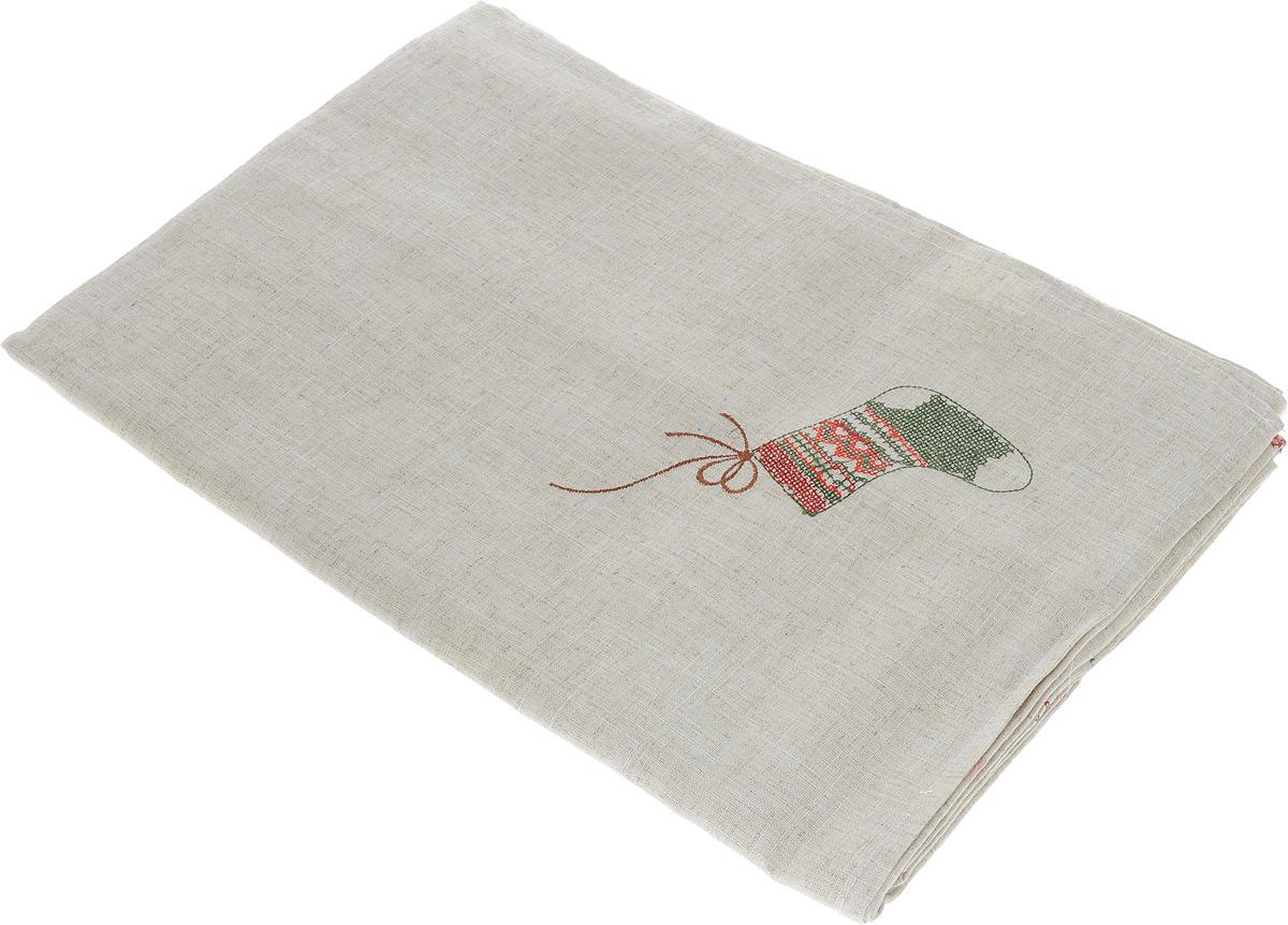 Скатерть Schaefer, прямоугольная, цвет: серо-бежевый, 160 х 220 см. 07831-4081со5285Прямоугольная скатерть Schaefer, выполненная из полиэстера, станет изысканным украшением кухонного стола. За текстилем из полиэстера очень легко ухаживать: он не мнется, не садится и быстро сохнет, легко стирается, более долговечен, чем текстиль из натуральных волокон.Использование такой скатерти сделает застолье торжественным, поднимет настроение гостей и приятно удивит их вашим изысканным вкусом. Также вы можете использовать эту скатерть для повседневной трапезы, превратив каждый прием пищи в волшебный праздник и веселье. Это текстильное изделие станет изысканным украшением вашего дома!
