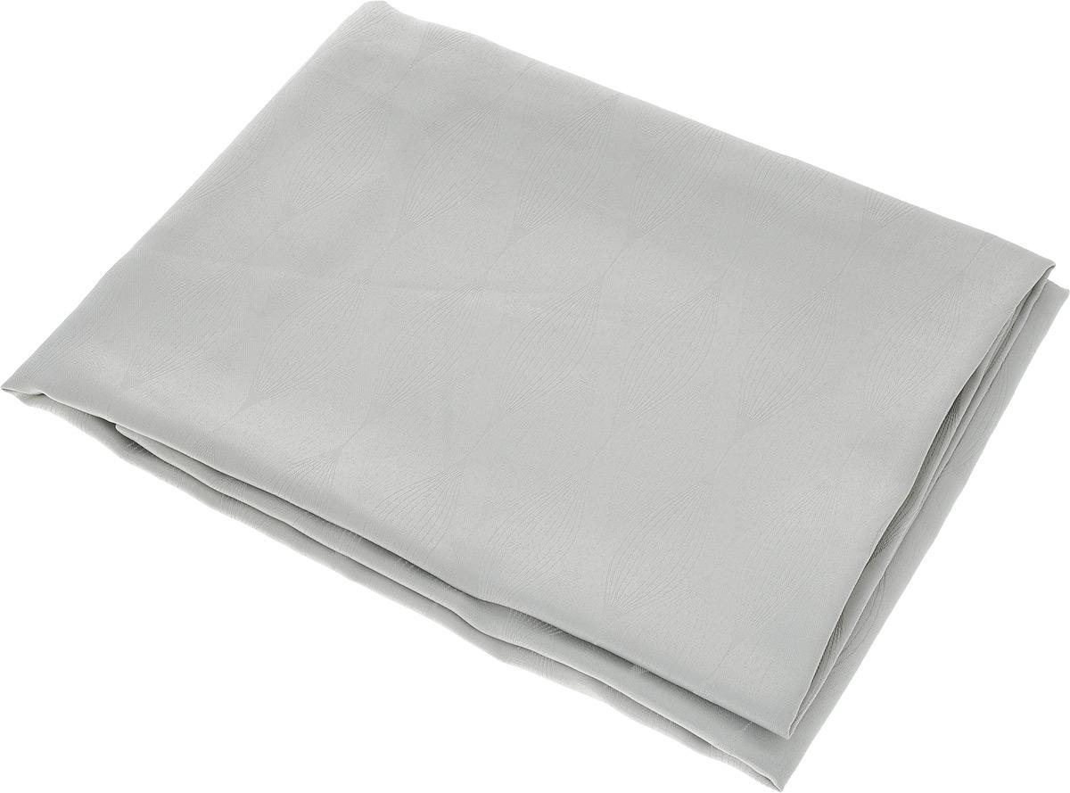 Скатерть Schaefer, прямоугольная, цвет: серебристый, 130 х 170 см. 07734-429FD 992Прямоугольная скатерть Schaefer, выполненная из полиэстера с оригинальным рисунком, станет изысканным украшением кухонного стола. За текстилем из полиэстера очень легко ухаживать: он не мнется, не садится и быстро сохнет, легко стирается, более долговечен, чем текстиль из натуральных волокон.Использование такой скатерти сделает застолье торжественным, поднимет настроение гостей и приятно удивит их вашим изысканным вкусом. Также вы можете использовать эту скатерть для повседневной трапезы, превратив каждый прием пищи в волшебный праздник и веселье. Это текстильное изделие станет изысканным украшением вашего дома!