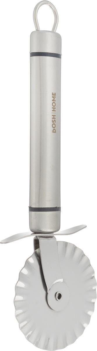 Нож для теста Dosh Home Orion, диаметр 7 см100120Нож Dosh Home Orion отличноподходит для легкой и быстрой нарезки теста. Изделиевыполнено из нержавеющей стали и оснащено удобной ручкой с петелькой для подвешивания.Нож Dosh Home Orion - прекрасное решение для практичного подарка любой домохозяйке. Можно мыть в посудомоечной машине. Диаметр лезвия: 7 см. Общая длина ножа: 22 см.