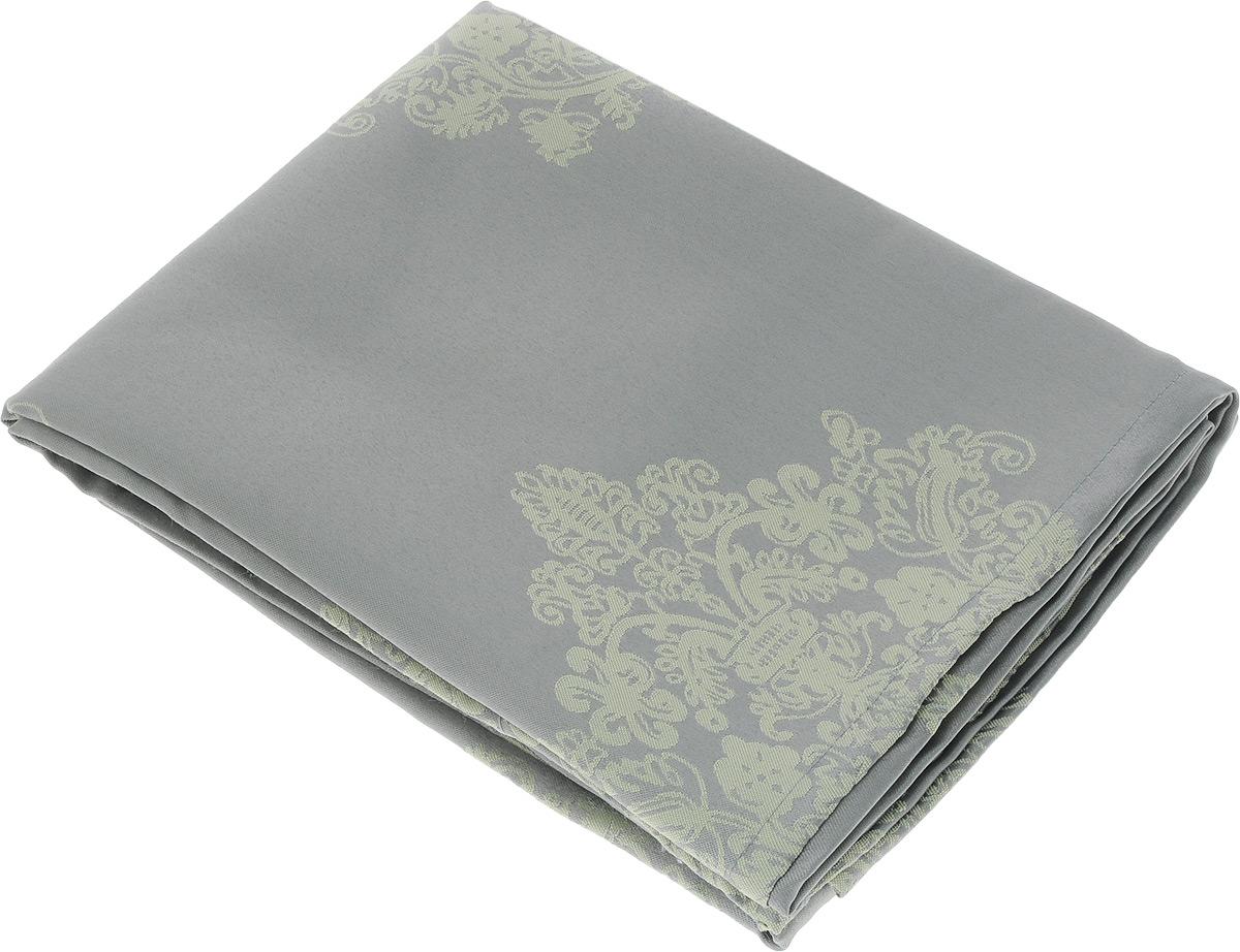 Скатерть Schaefer, прямоугольная, цвет: серый, светло-желтый, 160 х 220 см. 07810-4081004900000360Прямоугольная скатерть Schaefer, выполненная из полиэстера с оригинальным рисунком, станет изысканным украшением кухонного стола. За текстилем из полиэстера очень легко ухаживать: он не мнется, не садится и быстро сохнет, легко стирается, более долговечен, чем текстиль из натуральных волокон.Использование такой скатерти сделает застолье торжественным, поднимет настроение гостей и приятно удивит их вашим изысканным вкусом. Также вы можете использовать эту скатерть для повседневной трапезы, превратив каждый прием пищи в волшебный праздник и веселье. Это текстильное изделие станет изысканным украшением вашего дома!