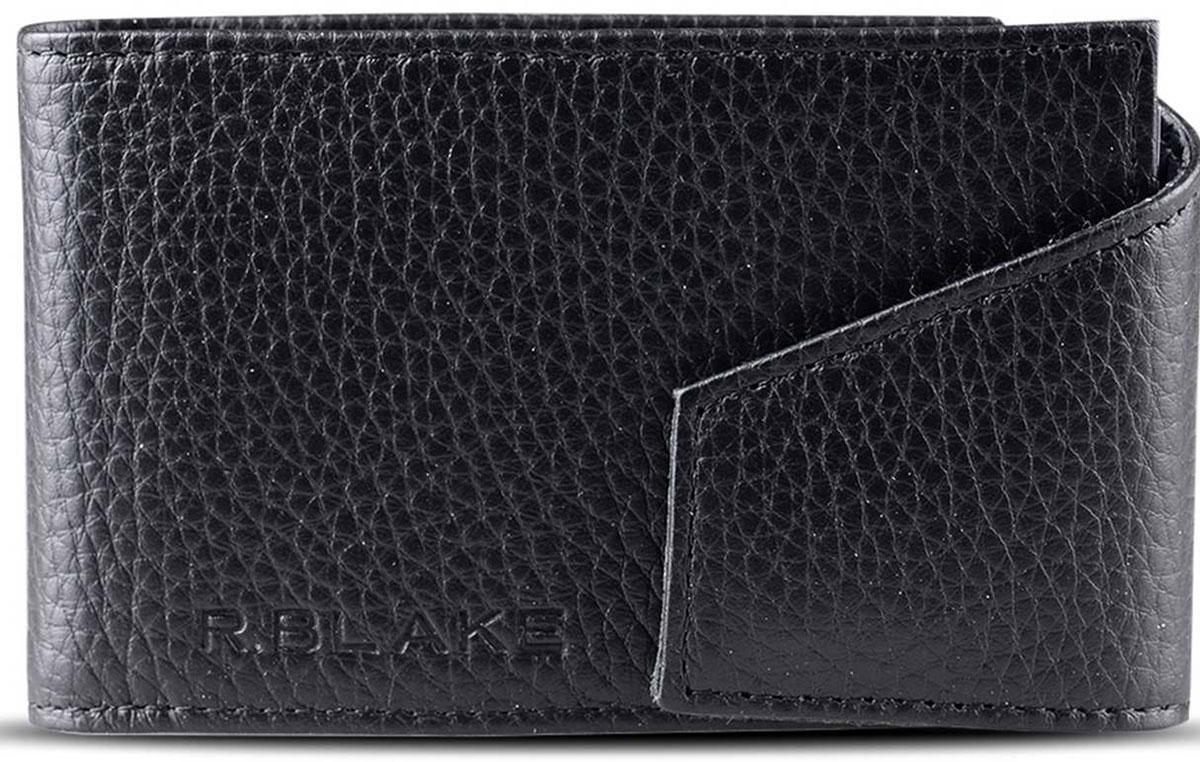 Визитница мужская R.Blake Vito deerskin, цвет: черный. GVTO00-00MG00-C1101O-K101B16-11416Вместительный футляр для кредитных и дисконтных карт. Позволяет разместить 20 карт. Удобная выемка на пластиковом кармане позволяет легко достать нужную карту. Кредитница выполнена из натуральной кожи. Закрывается оригинальным клапаном на магнитную кнопку, регулируя плотность закрывания в зависимости от наполненности футляра картами.