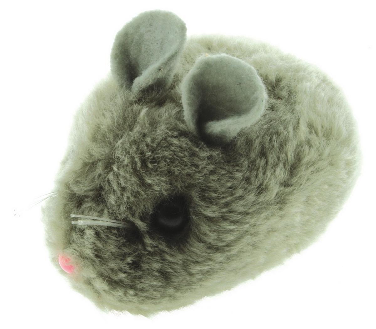Игрушка для кошек Dezzie Мышь. Актив №4, цвет: серый, 8 см27799305/зеленыйИгрушка для кошек Dezzie Мышь. Актив №4 изготовлена из искусственного меха и пластика.Такая игрушка порадует вашего любимца, а вам доставит массу приятных эмоций, ведь наблюдать за игрой всегда интересно и приятно.Игрушка Dezzie не только вызовет интерес у кошки, но и будет способствовать ее развитию. Все игрушки созданы из безопасных материалов высокого качества. Они будут долго служить и всегда смогут порадовать питомцев и их заботливых хозяев. Общая длина игрушки: 8 см.