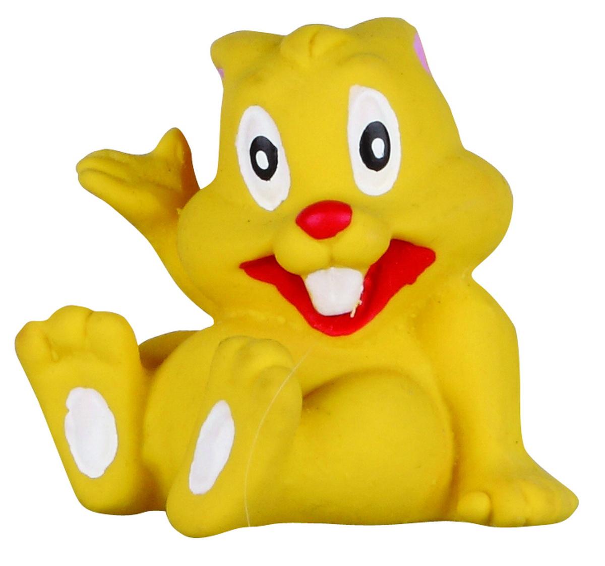 Игрушка для собак Dezzie Бурундук, высота 6 см101246Игрушка для собак Dezzie Бурундук изготовлена из латекса. Она безопасна для здоровья животного. Латекс не твердеет под действием желудочного сока, поэтому игрушку можно смело покупать даже самым маленьким щенкам.Очаровательная игрушка обеспечит досуг собаке и не позволит ей скучать. Высота игрушки: 6 см.
